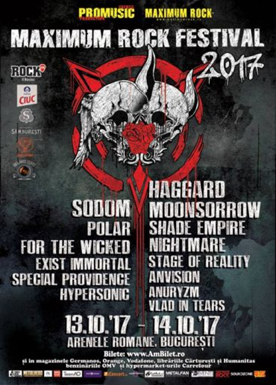 Maximum Rock Festival 2017