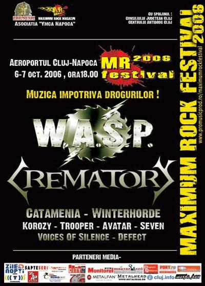 Maximum Rock Festival 2006