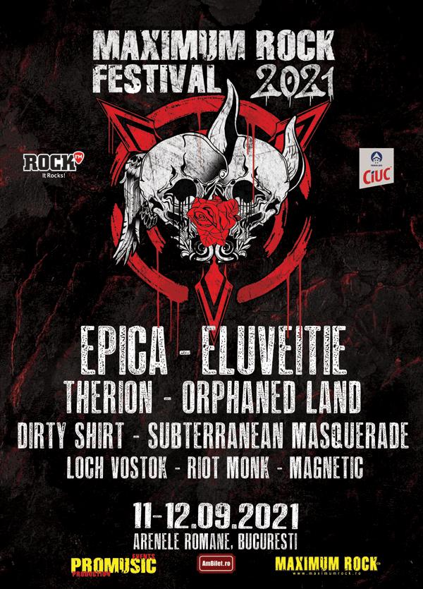 Maximum Rock Festival 11-12.09.2021